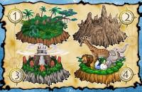 【イラスト4択】もし無人島を見つけたら?