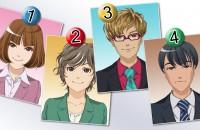 【画像心理テスト】あなたが面接官なら、だれを採用する?