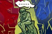 【イラスト診断】落ち込んでいる男性、理由はなぜ?