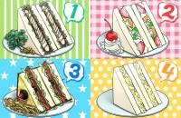 【イラスト性格診断】サンドイッチレシピで、わかっちゃいます♪あなたの恋愛傾向は?