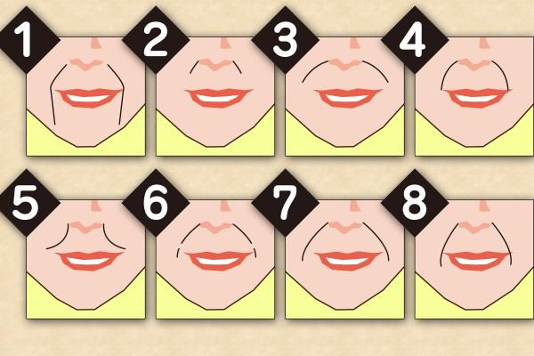 【人相学占い・顔相学占い】吉相も、いろいろあります「あなたの顔の法令線で診る相性判断」