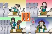 【画像性格診断】スーパーのレジ、どこに並ぶ?