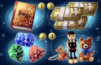【イラスト4択】 どれを金庫に隠すかで、あなたの性格が丸わかり!