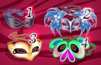 【画像性格診断】あなたはどんな仮面を選ぶ?