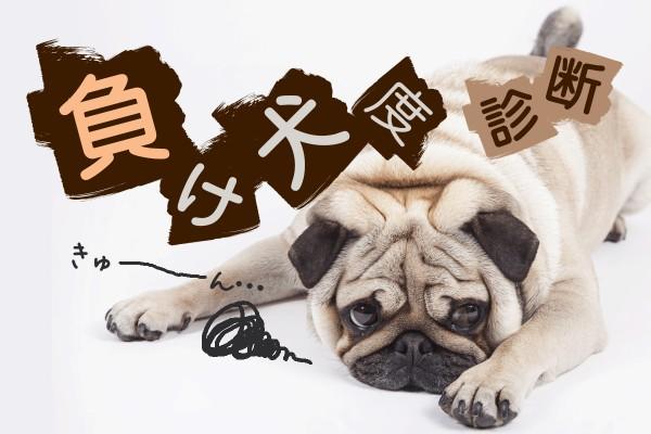 卑屈で、自己評価が低い。コンプレックスがあり過ぎて、いつだって、負け犬根性が丸出し「負け犬度診断」